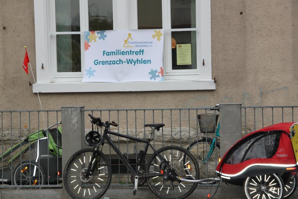 Bild fahrrads Famtreff GW